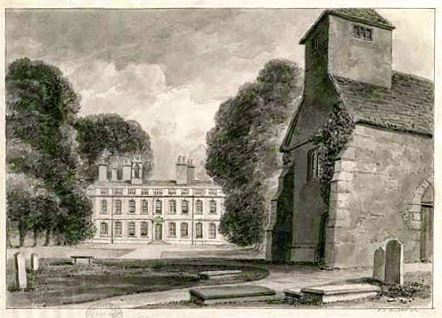 Whitmore Hall 1841