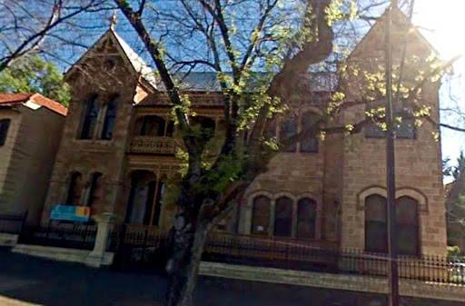 The Cudmore family at 64 Pennington Terrace, Adelaide