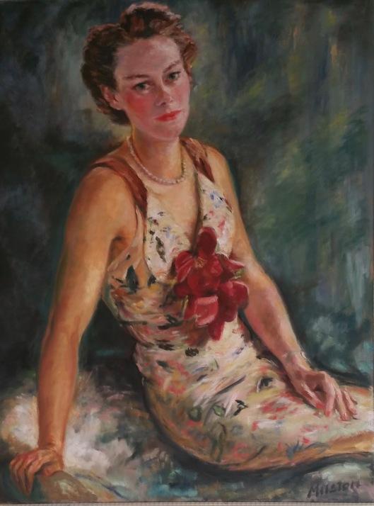 Kathleen portrait
