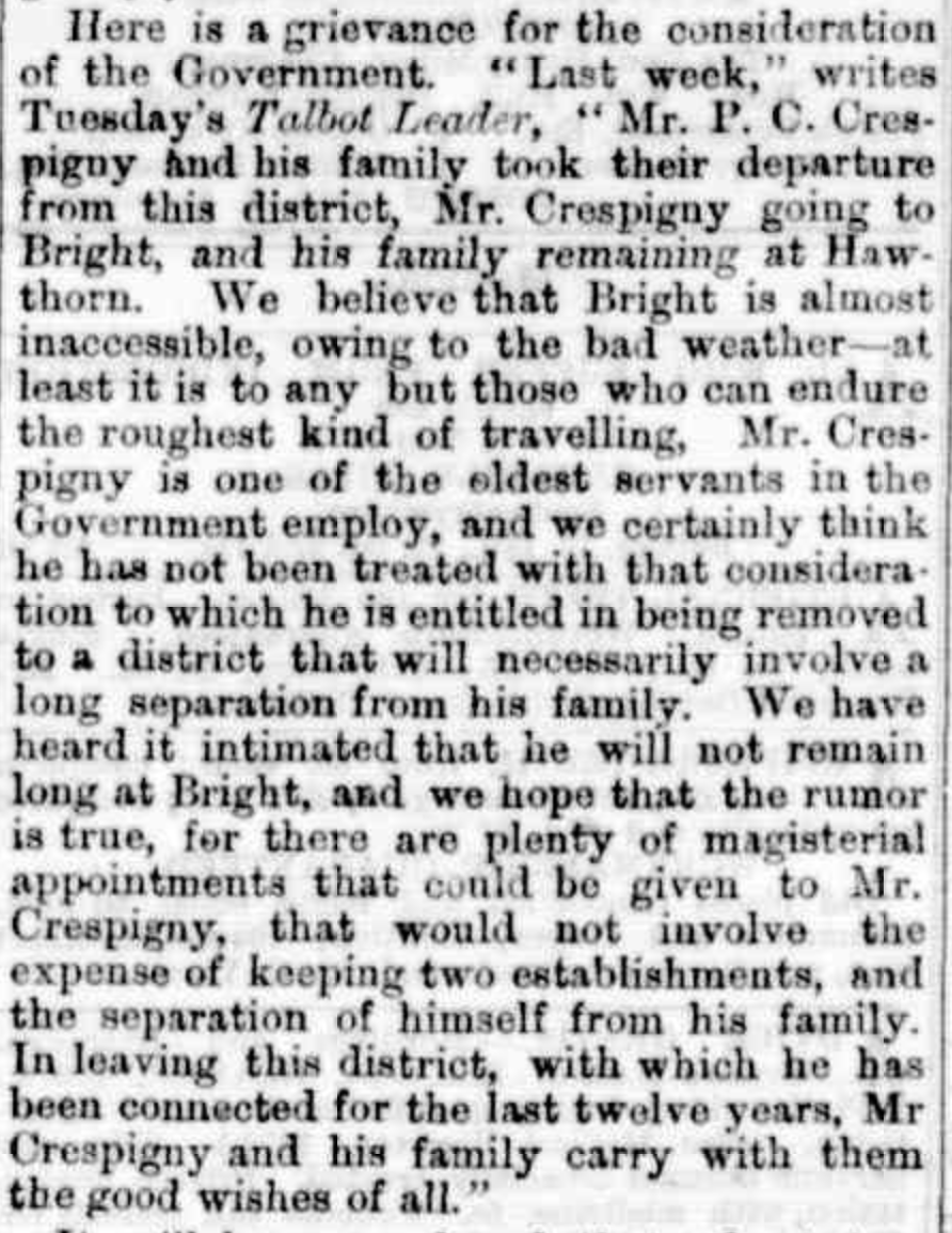 THE NEWS OF DAY 1870 July 28 The Age Melbourne Vic 1854 1954 P 3 Retrieved From Nlagovau Nlanews Article189330876
