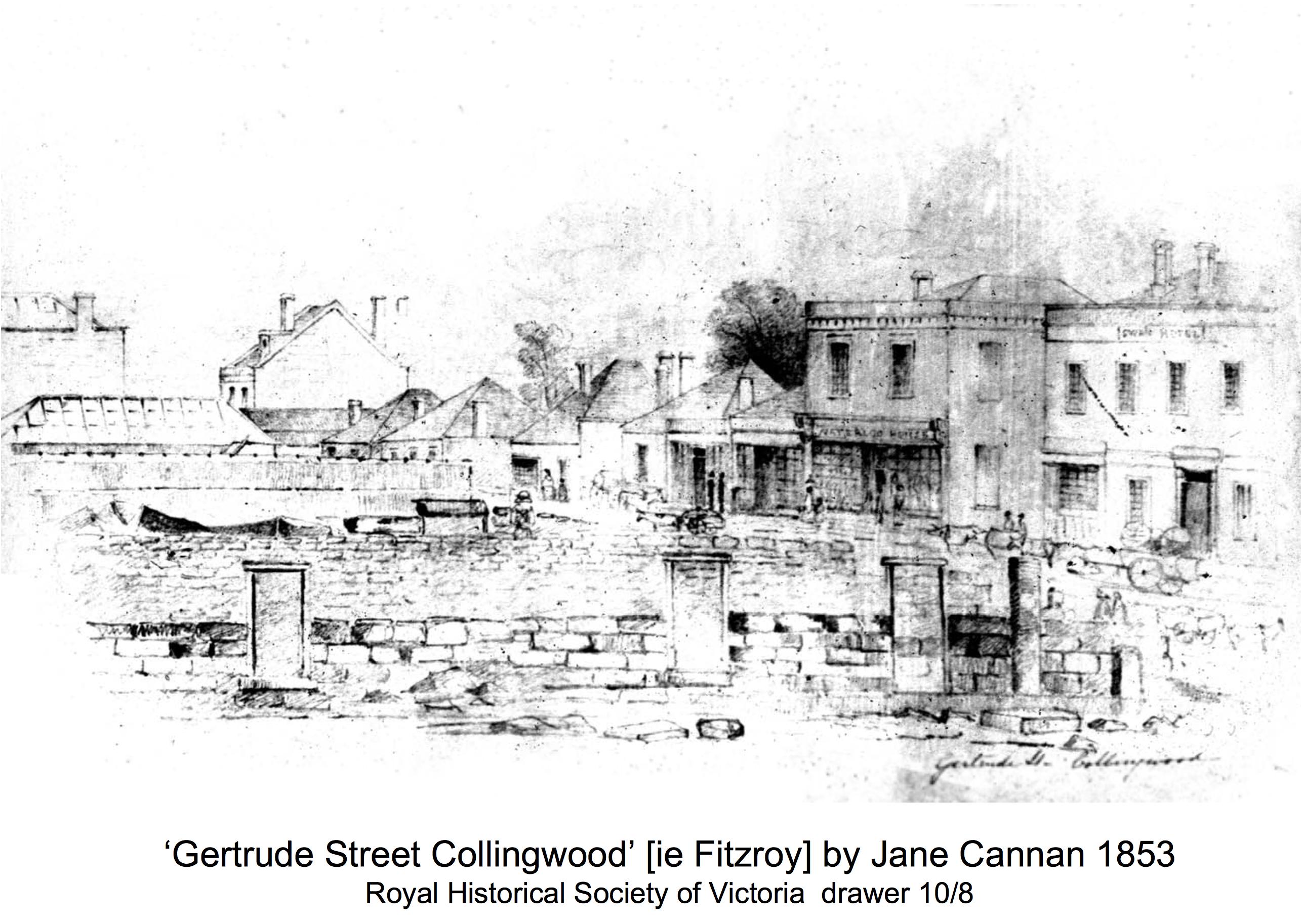 Collingwood 1853