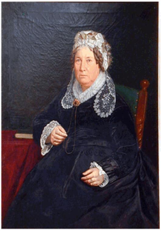 Mary Cudmore nee Nihill AGSA