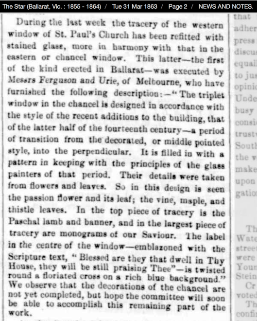 Ballarat Star 1863 03 31 pg 2