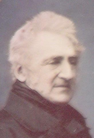 Charles Fox Champion de Crespigny
