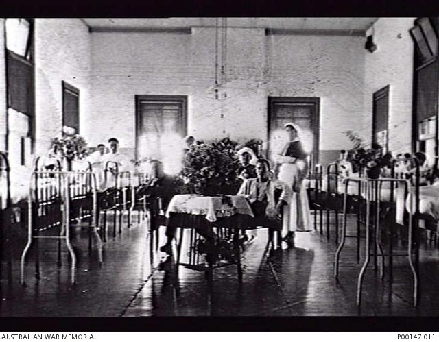 Keswick hospital 1919