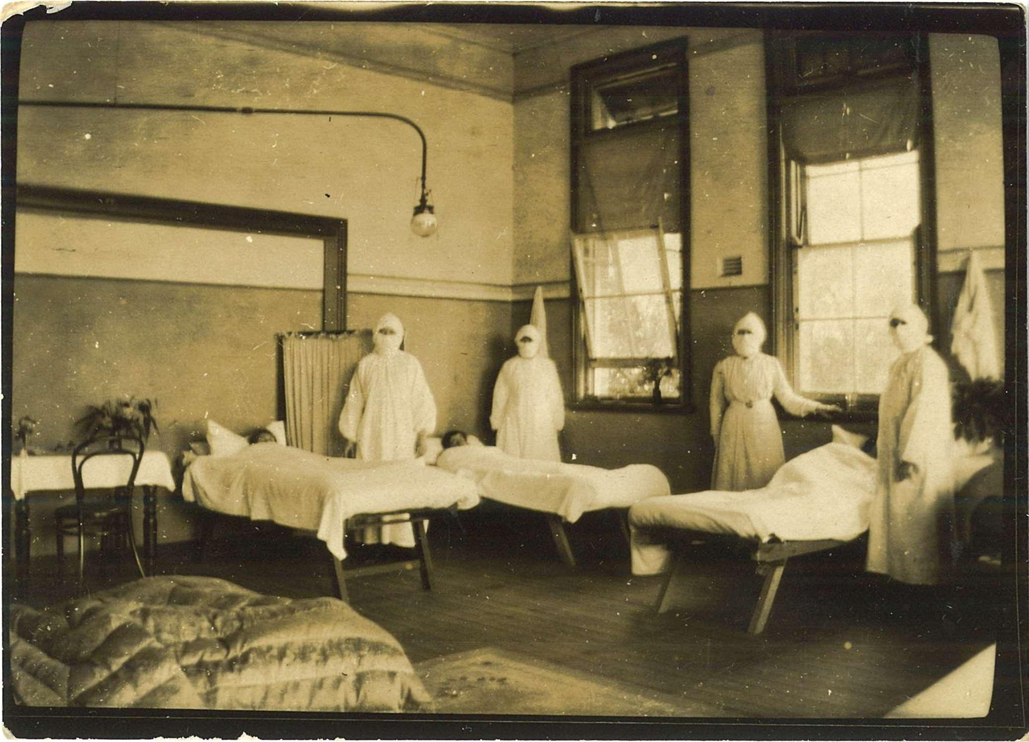 Nowra public school temporary hospital