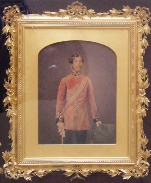 Gen Sir Orfeur Cavenagh