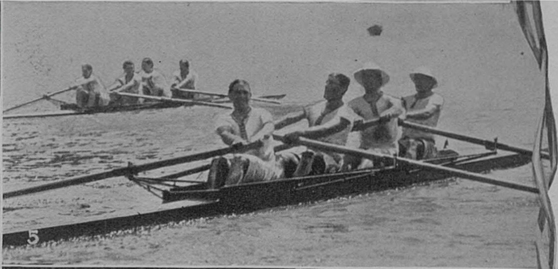 Henley Regatta Ill sporting News 11 Jul 1908 pg 20