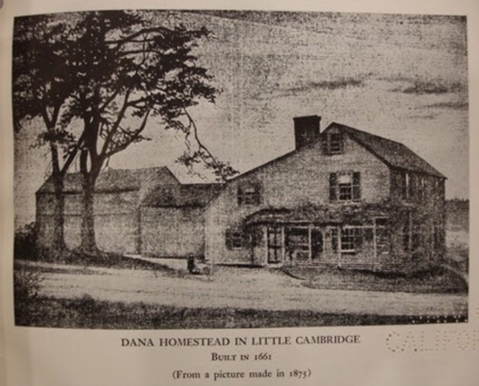Dana homestead