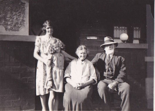 Navillus with Sullivan family