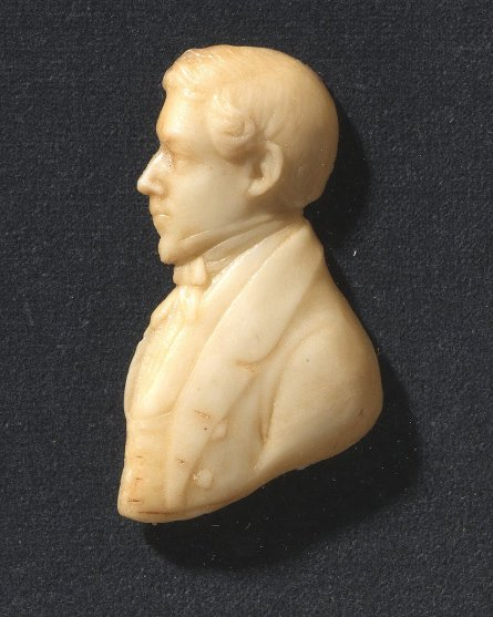 Philip Chauncy in wax