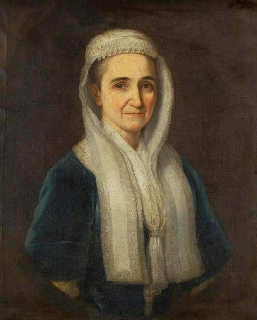 Denner, Balthasar, 1685-1749; Possibly Marguerite Fonnereau as an Elderly Lady
