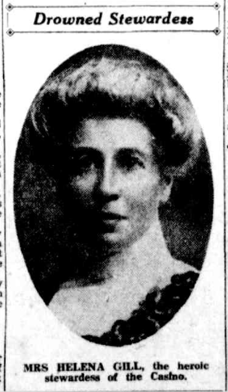 Gill Helena Melbourne Herald 1932 07 11 page 1