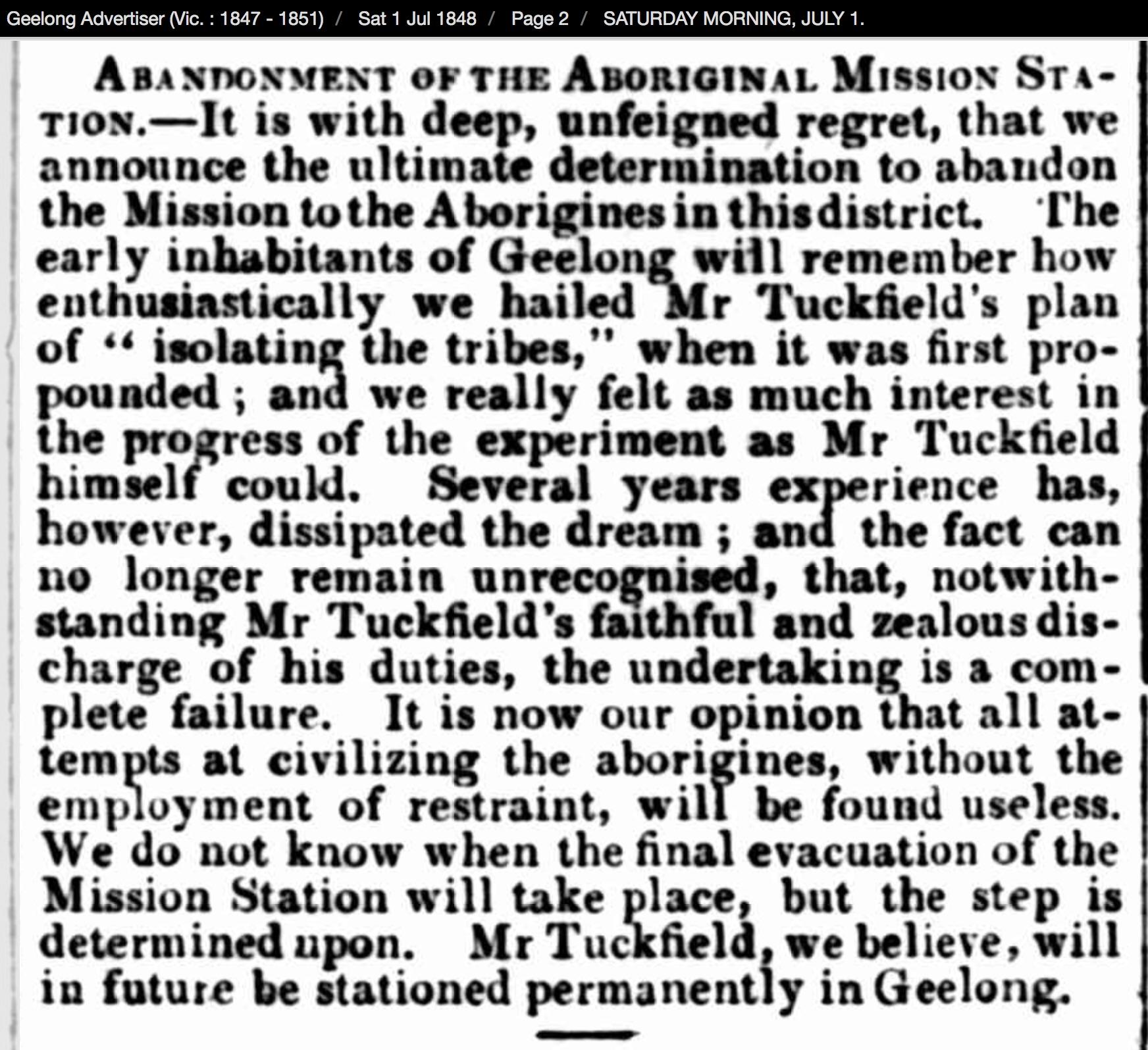 Geelong Advertiser 1848 07 01 pg 2