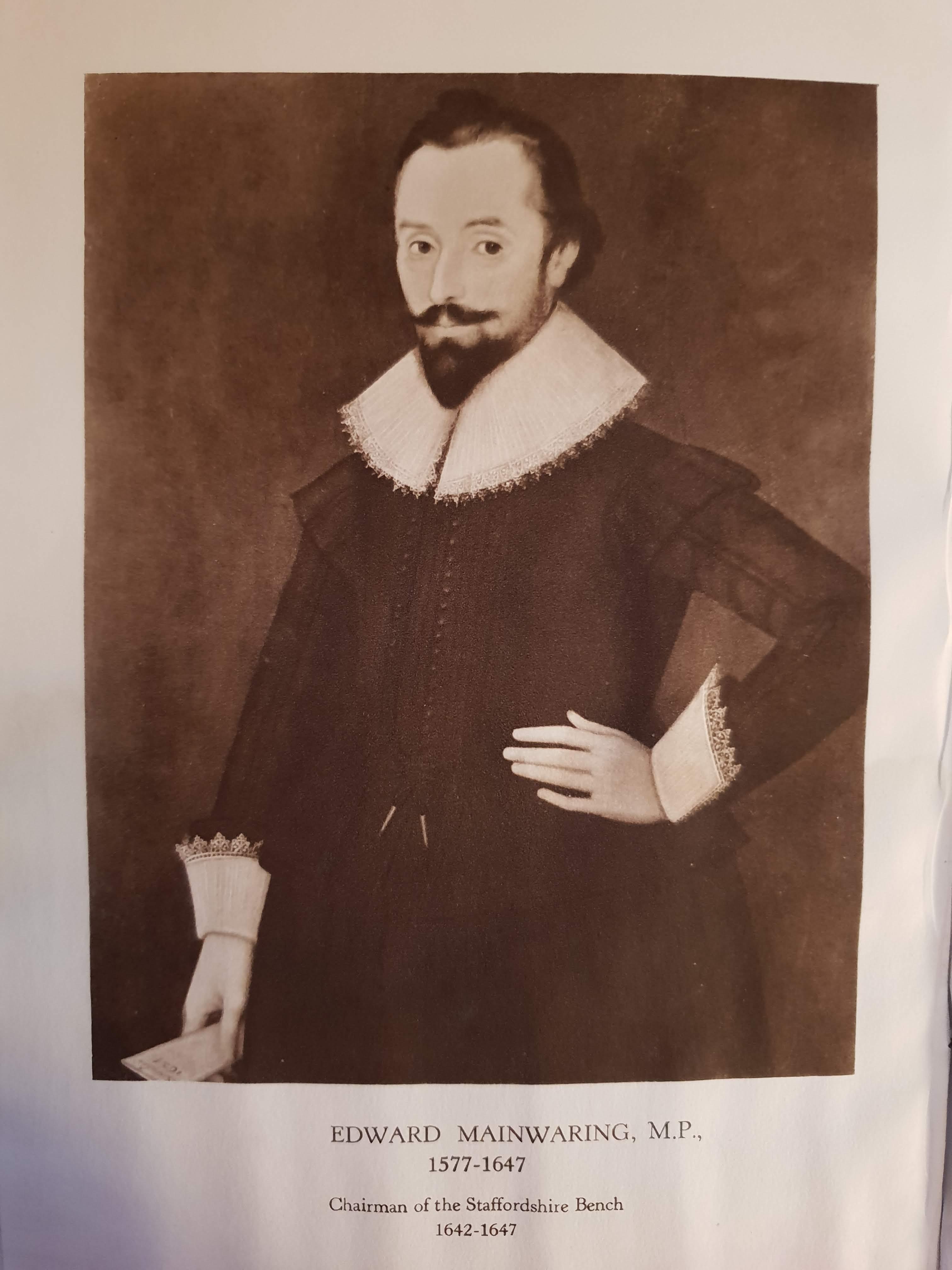Mainwaring Edward 1577 - 1647