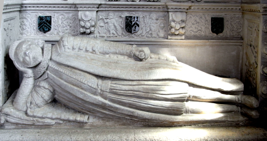 NicholasEveleigh_Died1618_BoveyTraceyChurch_Devon