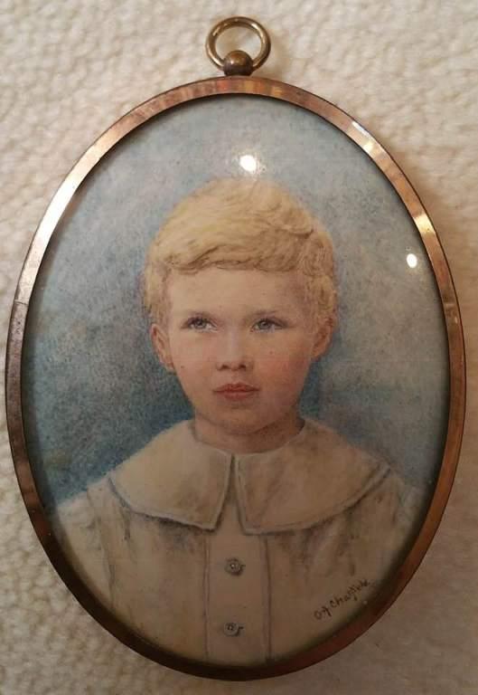 Geoff miniature