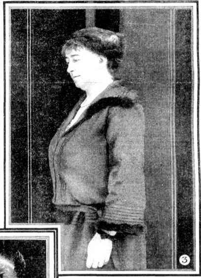 Hughes Olive 1923