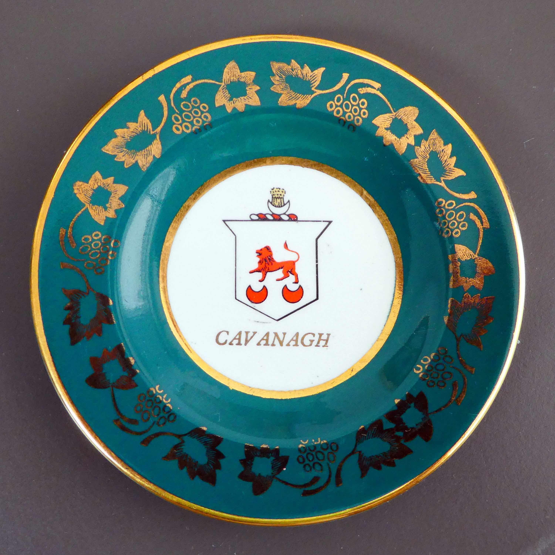 Cavanagh plate