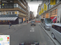 Duke Street Google Street view