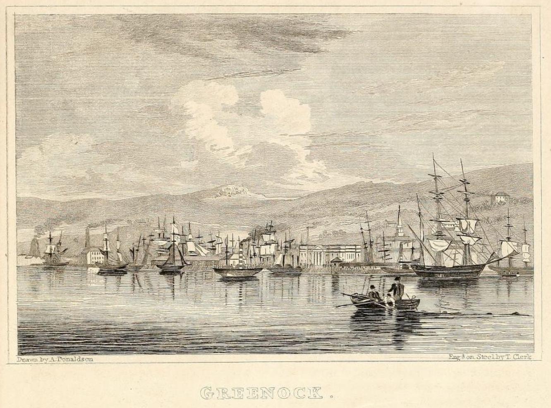 Greenock 1838