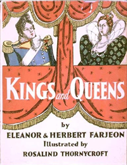 Kings and Queens Farjeon Thornycroft