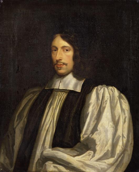 Nathaniel Crew portrait