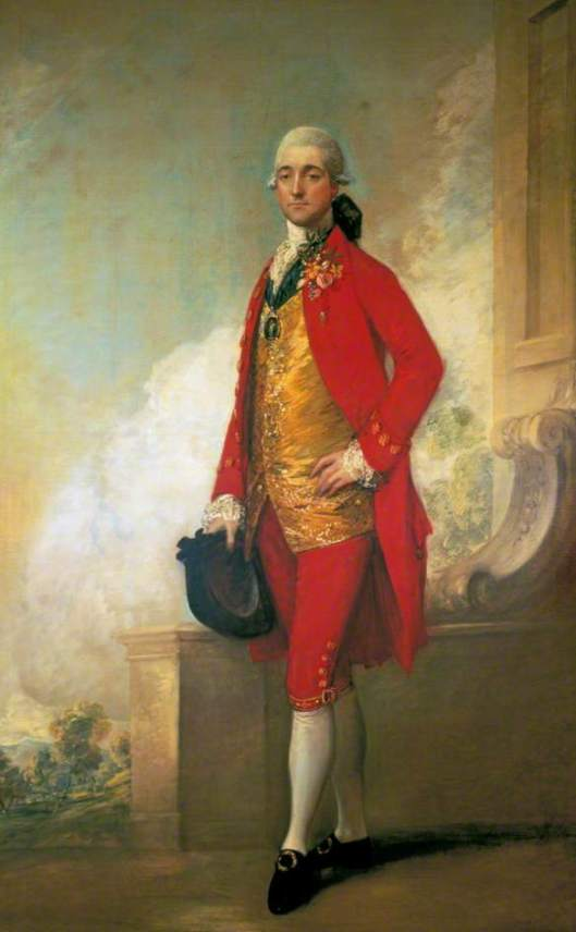 Gainsborough, Thomas, 1727-1788; Captain William Wade