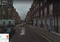 Welbeck Street London Google street view