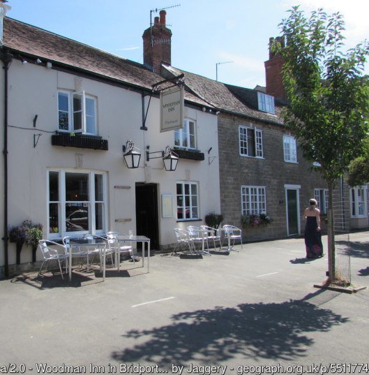 Woodman Inn Bridport geograph-5511774-by-Jaggery