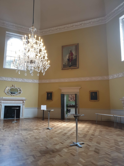 Bath Assembly Rooms, Octagon Room