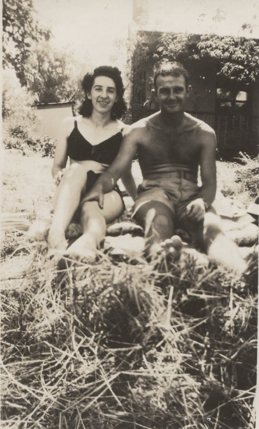 Marjorie and Peter Bendigo 1946