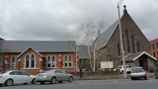 Anglican Diocesan Centre and Cathedral Ballarat