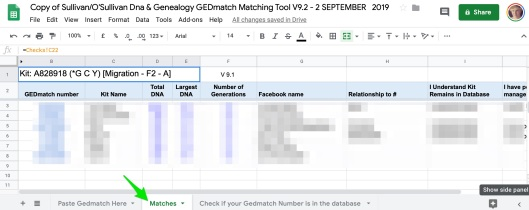 Copy_of_Sullivan_O_Sullivan_Dna___Genealogy_GEDmatch_Matching_Tool_V9_2_-_2_SEPTEMBER_2019_-_Google_Sheets