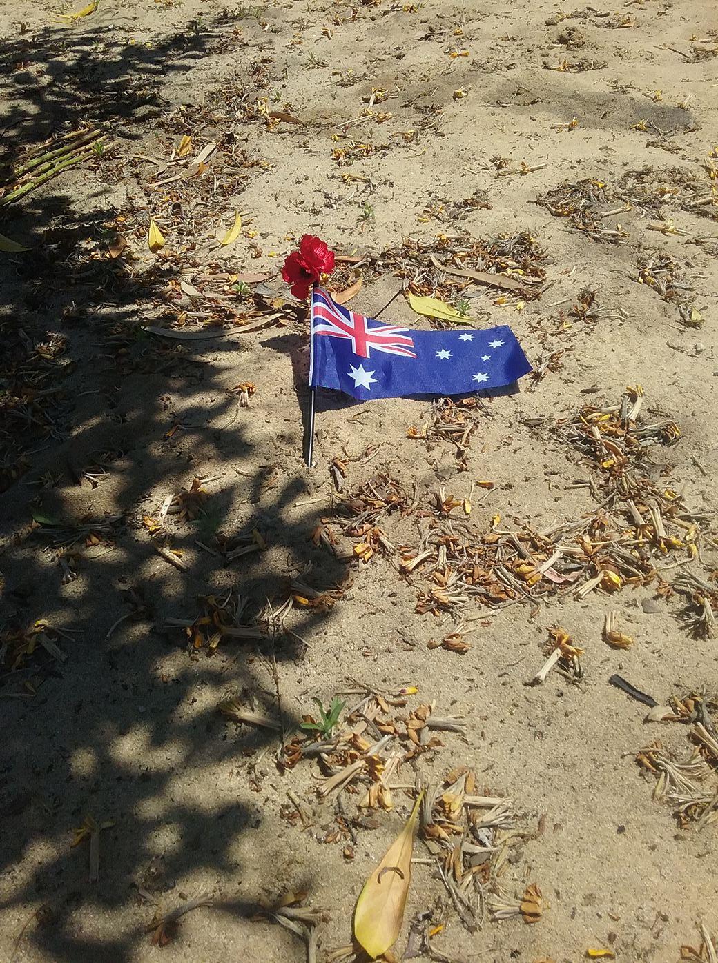 2019 11 11 George Butcher's grave