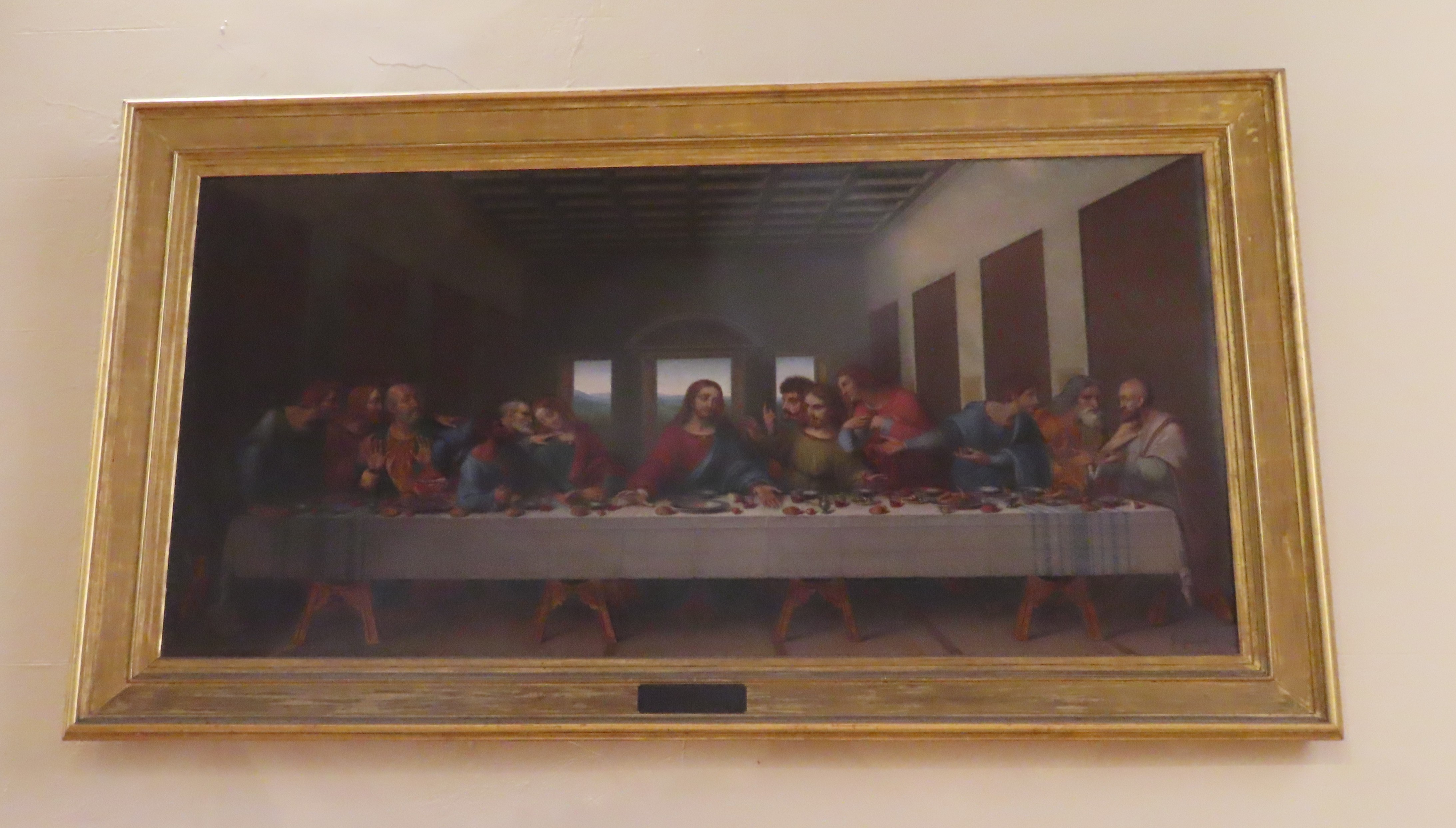 St Peters Glenelg Last Supper 20191030