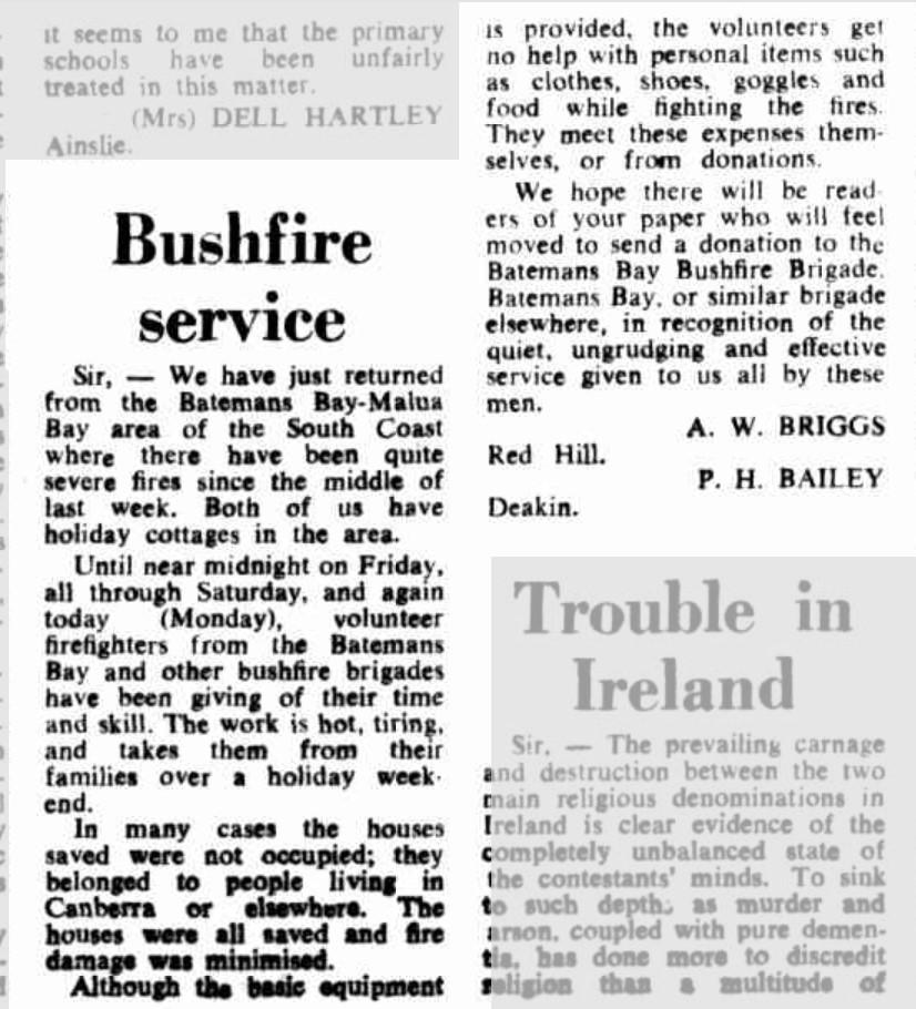 BBay fire 1971