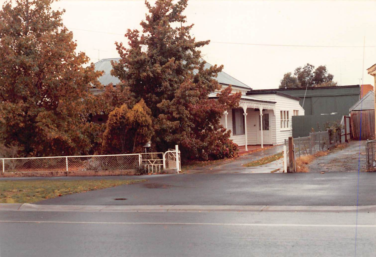 505 Drummond Street about 1993