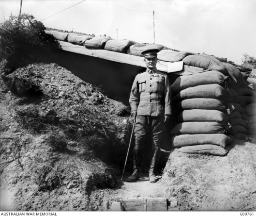 Birdwood Gallipoli 1915 awm 6184034