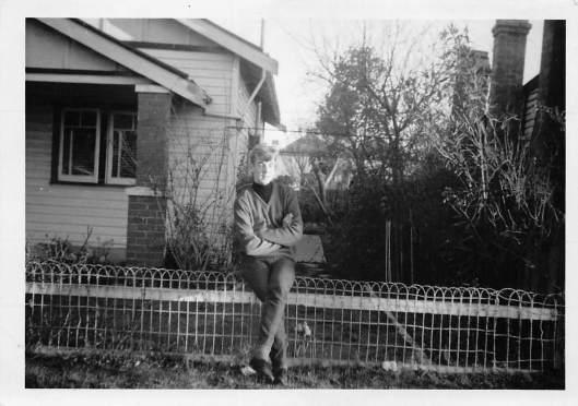 Hovell Street Greg 1966