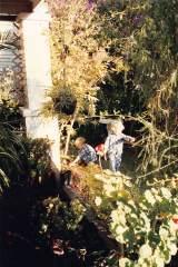 Hovell Street Peter Charlotte gardening