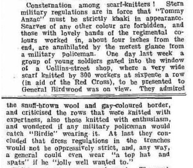 Melbourne Punch 24 August 1916 page 32