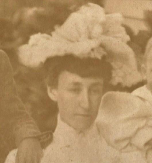 Sophia Cde C nee Beggs 1894