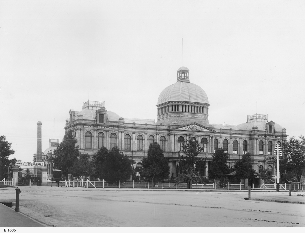 Adelaide Exhibition Building 1900 B-1606