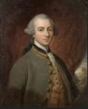 Sir Claude Champion de Crespigny (1734–1818), 1st Bt British (English) School Kelmarsh Hall Medium oil on canvas Measurements H 74 x W 62 cm