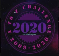 2020 a to z badge