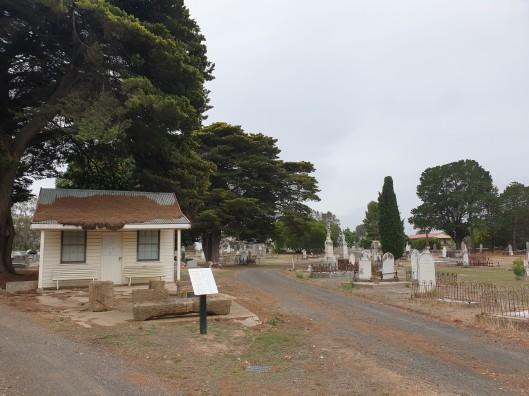 Heathcote cemetery 20200304_112136