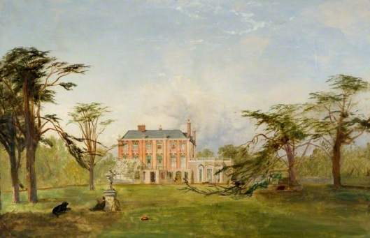 (c) Kelmarsh Hall; Supplied by The Public Catalogue Foundation