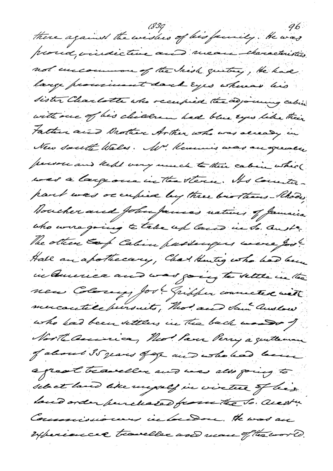 Chauncy PAC-10024086 memoirs page 118 of 220 pages