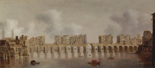 Claude_de_Jongh_-_View_of_London_Bridge_-_Google_Art_Project